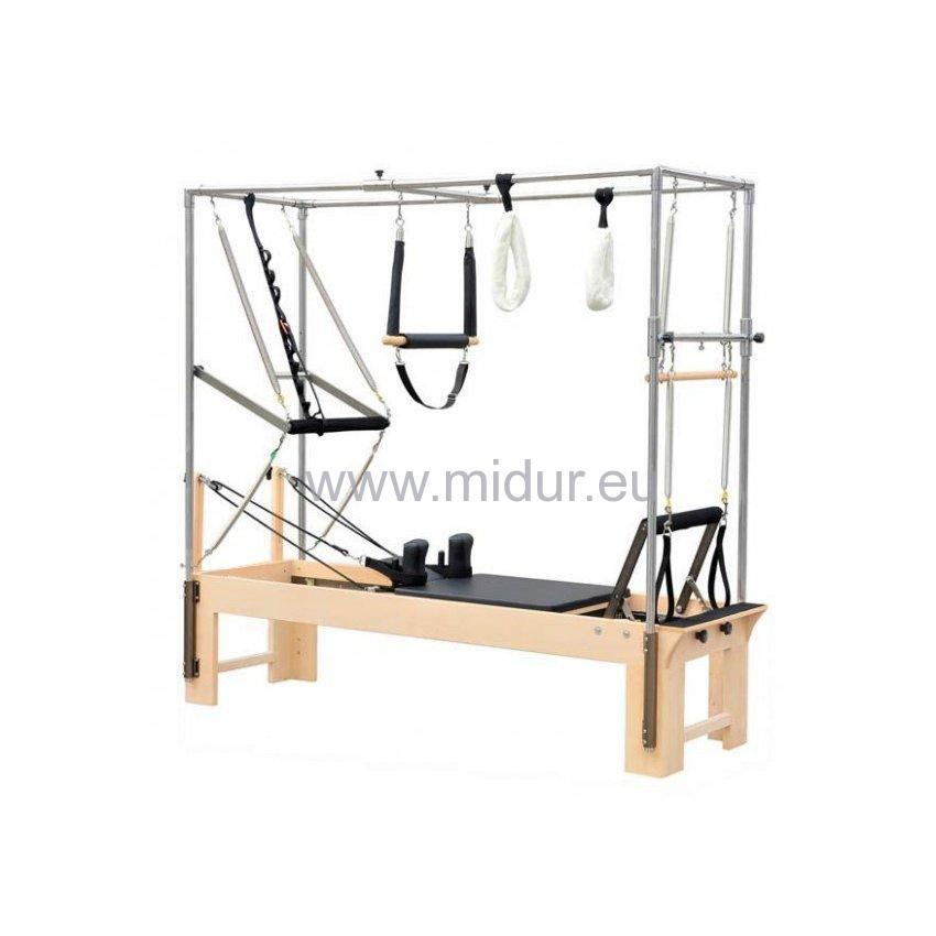 PILATES WOOD CADILLAC-Reformer 01